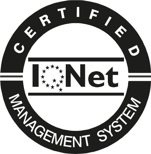IQNet Management System Certification Logo