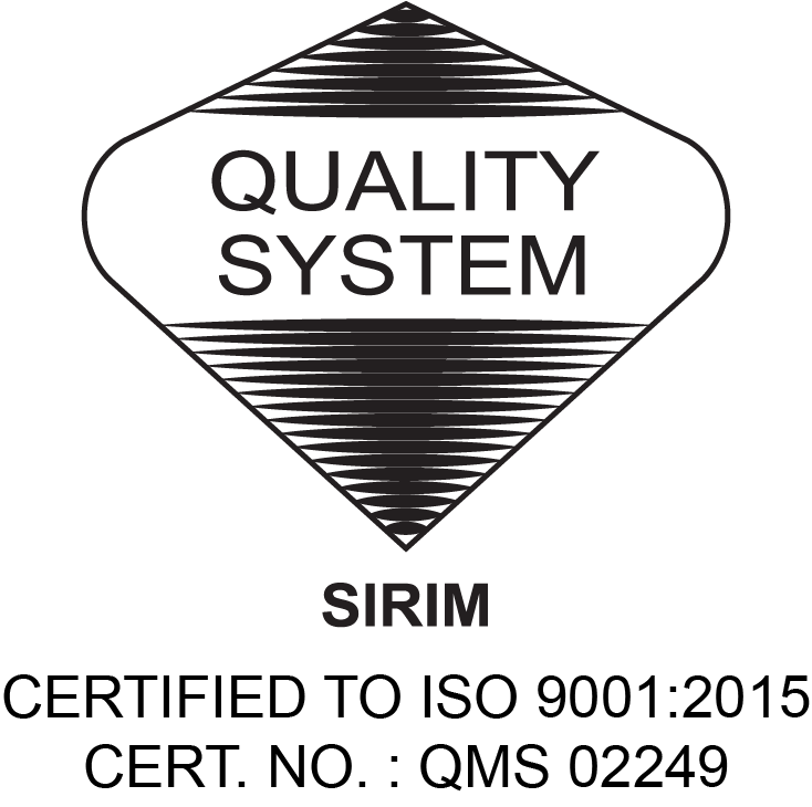 SIRIM Quality System Certification Logo