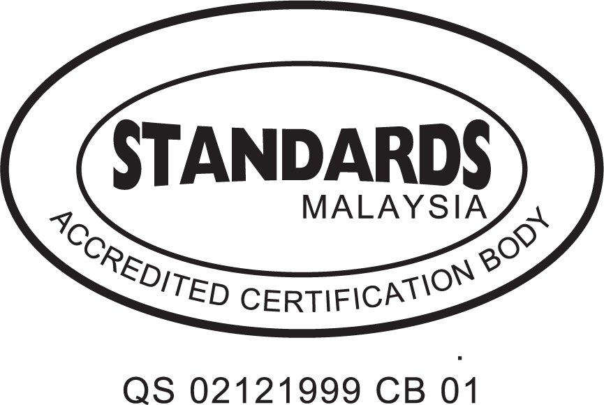 Standards Malaysia Certification Logo